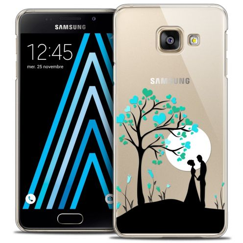 Coque Crystal Samsung Galaxy A3 2016 (A310) Extra Fine Love - Sous l'arbre