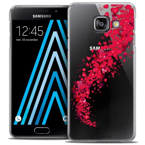 Coque Crystal Samsung Galaxy A3 2016 (A310) Extra Fine Love - Tornado
