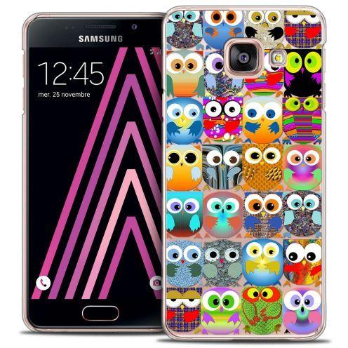 Coque Crystal Samsung Galaxy A3 2016 (A310) Extra Fine Claude - Hibous