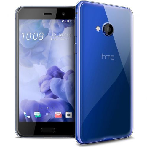 Coque HTC U PLAY Extra Fine Souple Crystal Clear