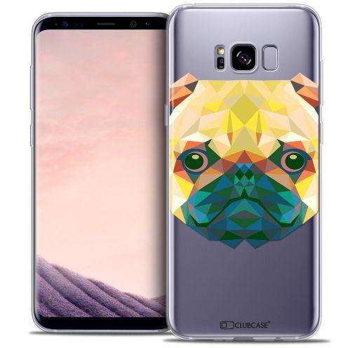 Carcasa Crystal Gel Extra Fina Samsung Galaxy S8 (G950) Polygon Animals Perro