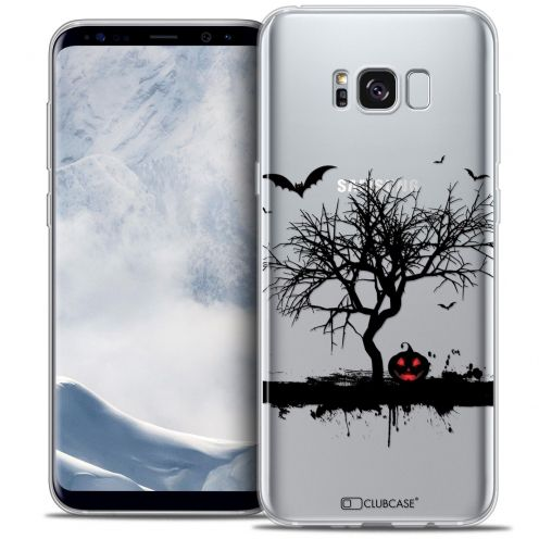 Carcasa Crystal Gel Extra Fina Samsung Galaxy S8 (G950) Halloween Devil's Tree