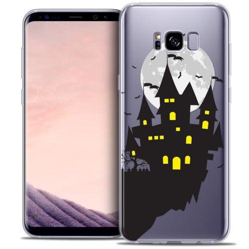 Coque Crystal Gel Samsung Galaxy S8 (G950) Extra Fine Halloween - Castle Dream