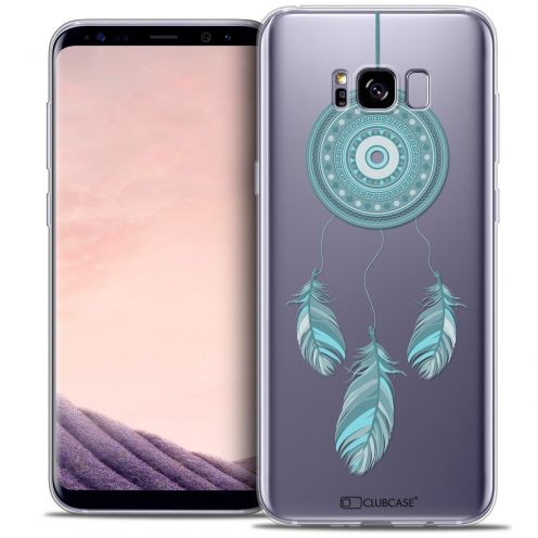 Coque Crystal Gel Samsung Galaxy S8+/ Plus (G955) Extra Fine Dreamy - Attrape Rêves Blue