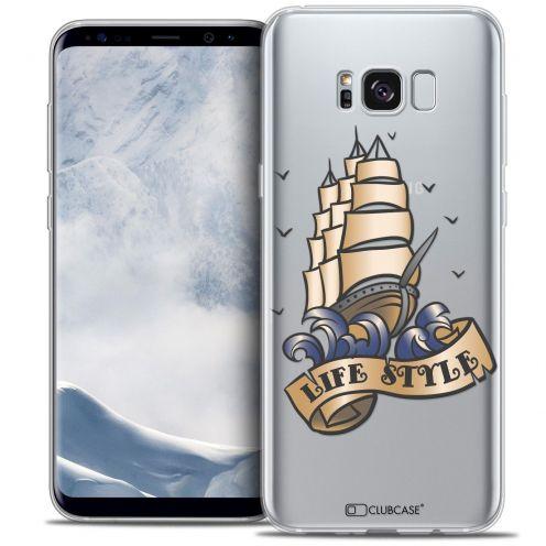 Carcasa Crystal Gel Extra Fina Samsung Galaxy S8+/ Plus (G955) Tatoo Lover Life Style