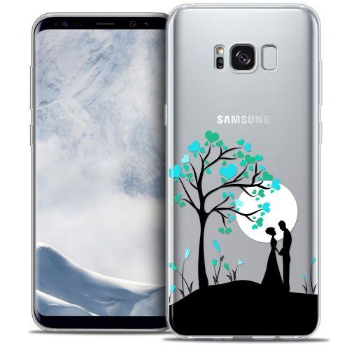 Carcasa Crystal Gel Extra Fina Samsung Galaxy S8+/ Plus (G955) Love Sous l'arbre