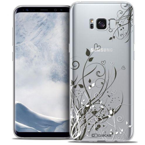 Coque Crystal Gel Samsung Galaxy S8+/ Plus (G955) Extra Fine Love - Hearts Flowers