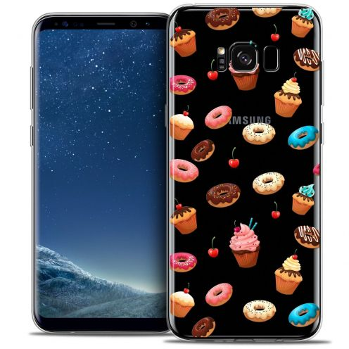 Coque Crystal Gel Samsung Galaxy S8+/ Plus (G955) Extra Fine Foodie - Donuts