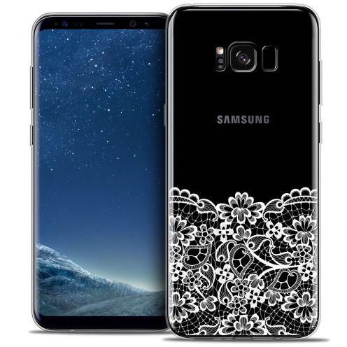 Carcasa Crystal Gel Extra Fina Samsung Galaxy S8+/ Plus (G955) Spring Bas dentelle