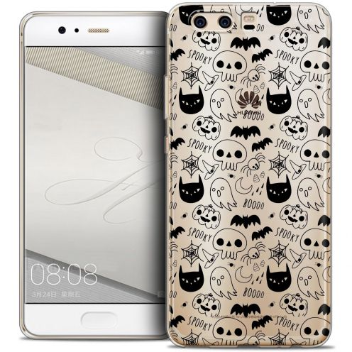 Coque Crystal Gel Huawei P10 Extra Fine Halloween - Spooky