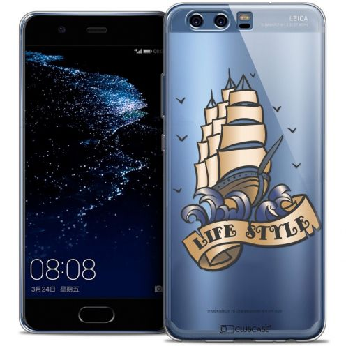Coque Crystal Gel Huawei P10 Extra Fine Tatoo Lover - Life Style