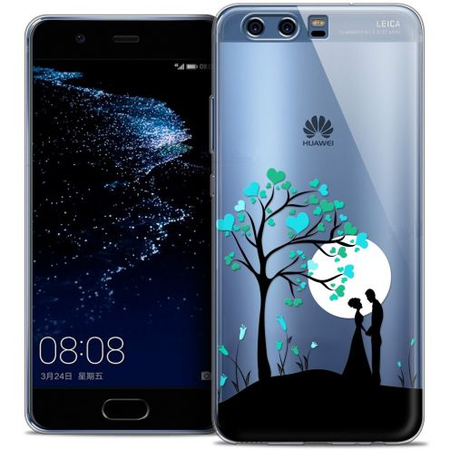 Carcasa Crystal Gel Extra Fina Huawei P10 Love Sous l'arbre