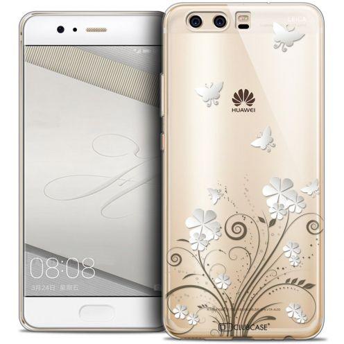 Carcasa Crystal Gel Extra Fina Huawei P10 Summer Papillons